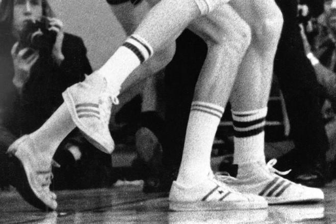 Coach Wooden Started with Socks | Ken Schroeder